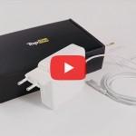 Блок питания TopON для Apple MacBook Pro 18.5V 4.6A (MagSafe) 85W MC556Z/B TOP-AP04
