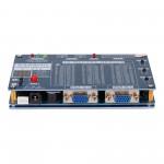 Полнофункциональный тестер для диагностики матриц и LCD-панелей, 2 VGA выхода, 14 переходников, инвертор, блок питания