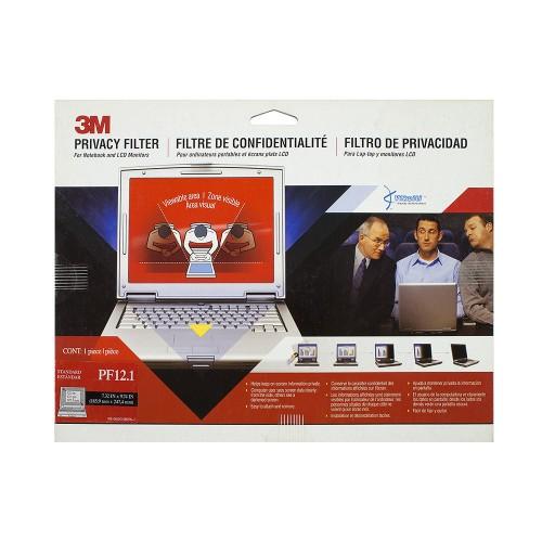 Экран (фильтр) защиты информации для монитора, 12.1, черный, 4:3