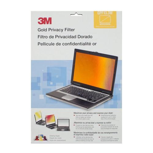 Экран (фильтр) защиты информации для монитора, 13.3  (widescreen), золотой, 16:10
