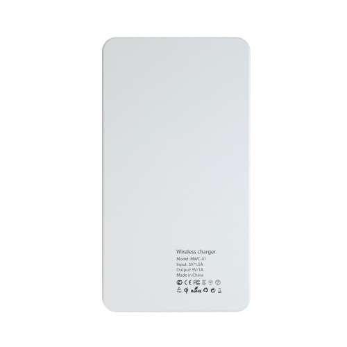 Беспроводное ЗУ Pitatel QI wireless charger MWC-01.W (5V/1A)