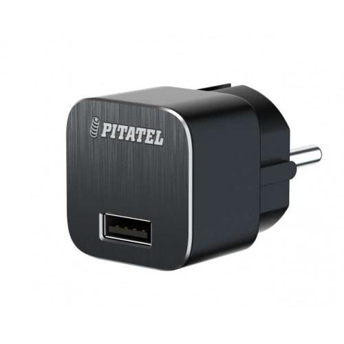 Сетевое ЗУ Pitatel PowerCube1, USB 2.1A (TPA-HCPC1)