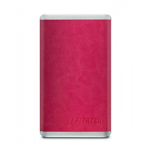Внешний аккумулятор Pitatel Unique U1, розовый (PPB-U1.BR-PI)