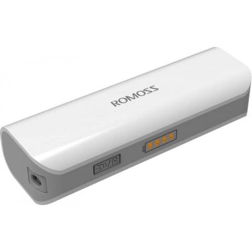 Внешний аккумулятор Romoss Solo 1, 2000mAh