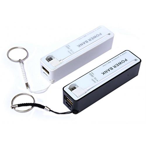 Внешний аккумулятор Y1G-Z1-26LG, 2600mAh