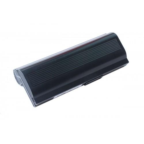 BT-149 Аккумулятор для ноутбука Asus  AL23-901  Eee PC 901/1000 series усиленная, черная