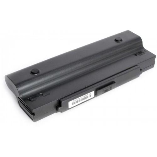 BT-654 Аккумулятор для ноутбука Sony  p/n VGP-BPL9/VGP-BPL10 CRNRSZ6-SZ7 series, усиленный, серебристая