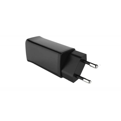 Универсальный блок питания ADU-45CB USB-C (5V 3A, 9V 3A, 15V 3A, 20V 2.25A)