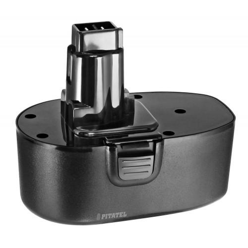 АКБ Ni-Cd 18V 1.5Ah для инструмента BLACK&DECKER A9282, PS145