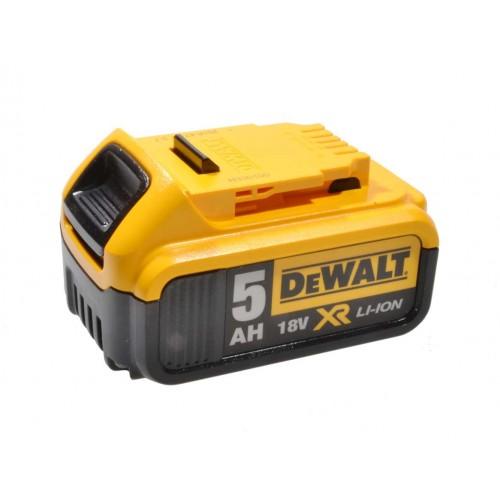 АКБ Li-Ion 18V 5.0Ah для инструмента DEWALT XR Li-Ion 18