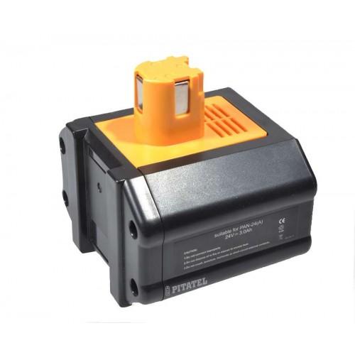 АКБ Ni-Mh 24V 3.0Ah для инструмента PANASONIC EZ3510, EZ3511, EZ3511X, EZ3513