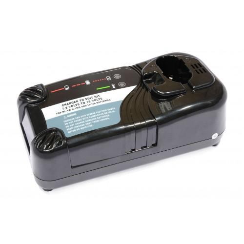 Зарядное устройство для инструмента HITACHI 7.2V~18V Ni-Cd, Ni-Mh, Li-Ion