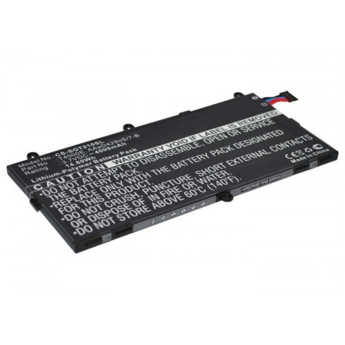 АКБ SP4960C3C, T4000E для планшета Samsung Galaxy Tab 3 7.0 SM-T210, SM-T211, Kids SM-T2105