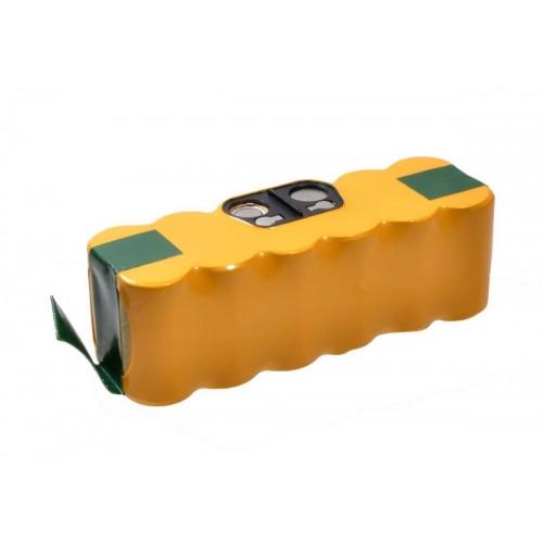 АКБ Ni-Mh 14.4V 4.0Ah для пылесоса iRobot Roomba 500/510/530/560/780
