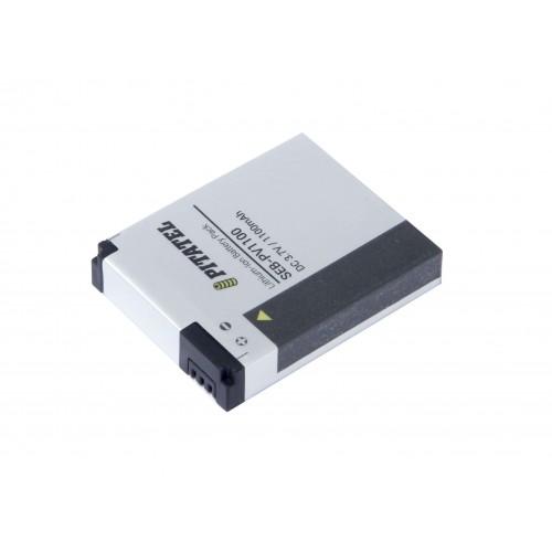 АКБ Li-Ion AHDBT-001, AHDBT-002, для GoPro HD Hero2, 3.7V 1100mAh