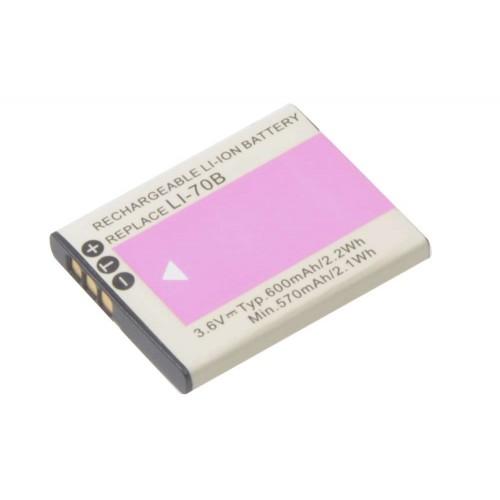 АКБ Li-Ion Li-70B для Olympus
