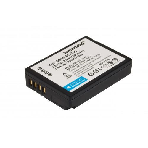 АКБ Li-Ion DMW-BCG10(E) для Panasonic 3.6V 895mAh