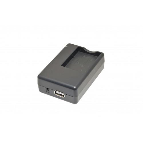 ЗУ ISWC-001-05 (+USB) для Canon NB-5L/NB-5LH