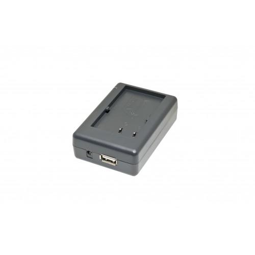ЗУ ISWC-001-08 (+USB) для Canon BP-508/BP-511/BP-512/BP-514/BP-522/BP-535