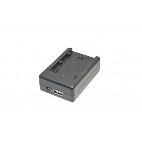 ЗУ ISWC-001-13 (+USB) для Canon LP-E6