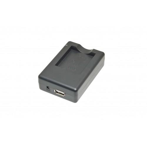 ЗУ ISWC-001-16 (+USB) для Canon NB-6L