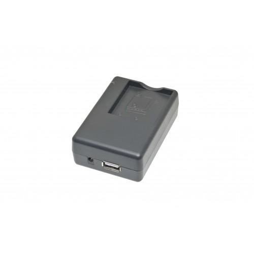 ЗУ ISWC-001-16 (+USB) для Fujifilm NP-40, Pentax D-Li8/D-Li95