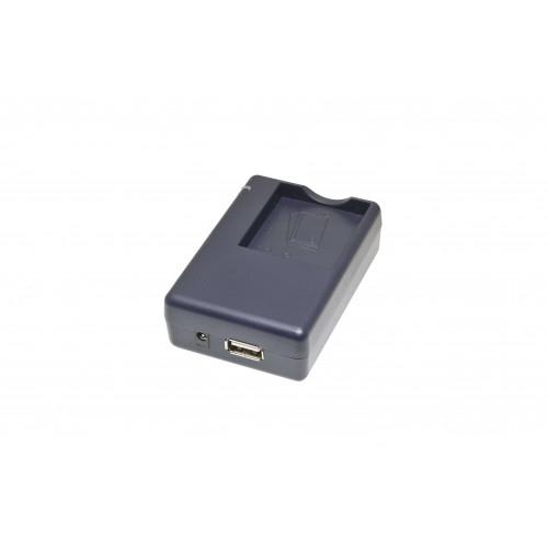 ЗУ ISWC-001-18 (+USB) для Pentax D-Li63/D-Li108, Nikon EN-EL10, Kodak KLIC-7006