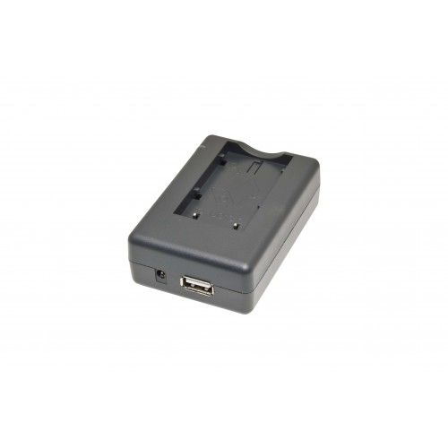 ЗУ ISWC-001-22 (+USB) для JVC BN-VF808U/BN-VF815U/BN-VF823U/BN-VF908U