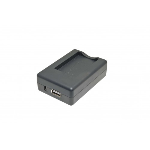 ЗУ ISWC-001-27 (+USB) для Nikon EN-EL1, Konica Minolta NP-800