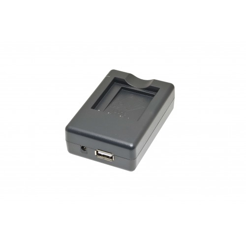 ЗУ ISWC-001-32 (+USB) для Nikon EN-EL-11, Olympus Li-60B, Ricoh DB-80,Sanyo DB-L70