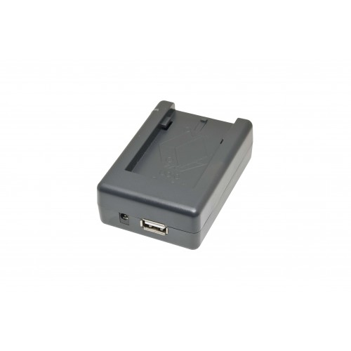 ЗУ ISWC-001-37 (+USB) для Panasonic CGA-S002/CGA-S006/CGR-S002/CGR-S006/DMW-BM7/DMW-BMA7/CGR-S602
