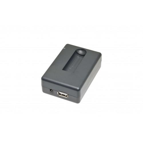 ЗУ ISWC-001-70 (+USB) для Canon NB-9L