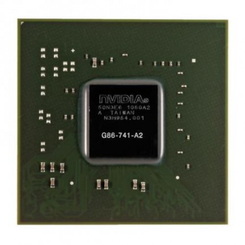 Видеочип nVidia GeForce 8400M GS, G86-741-A2