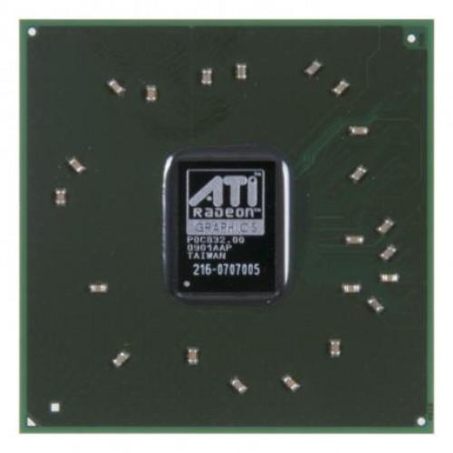 Видеочип AMD Mobility Radeon HD 3470, 216-0707005