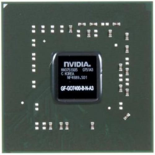 Видеочип nVidia GeForce Go7400, GF-GO7400-B-N-A3