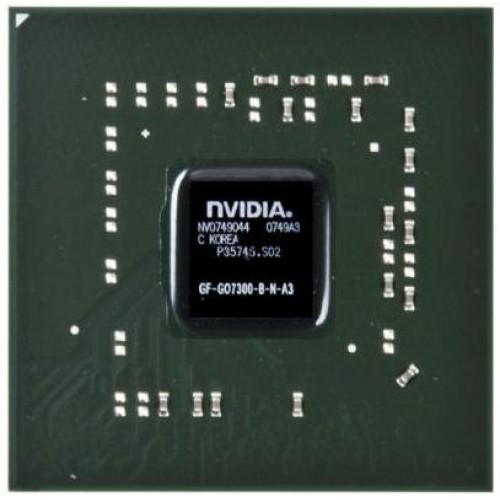 Видеочип nVidia GeForce Go7300, GF-GO7300-B-N-A3