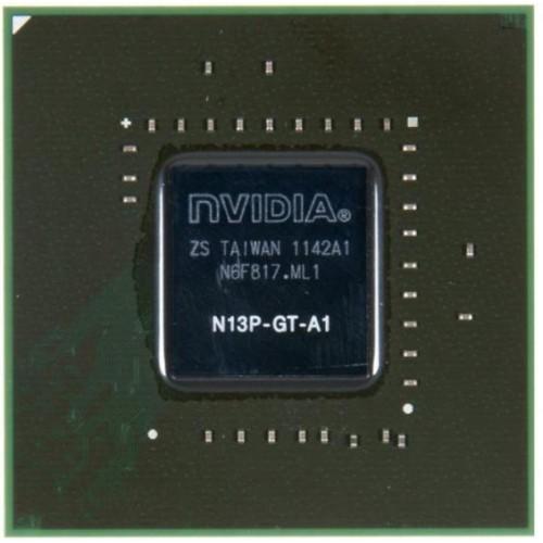 Видеочип nVidia GeForce GT 650M, [N13P-GT-A1]