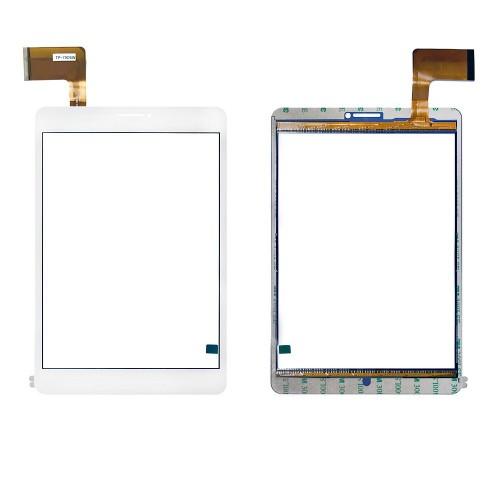 Сенсорное стекло, тачскрин для планшета Explay Trend 3G, 7.85 1024x768. PN: FPCA-79D4-V02, FPCA-79D4-V01. Белый.