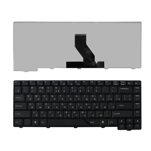 Клавиатура для ноутбука Acer Aspire 4220, 4310, 4430, 4720, 4930, 5220, 5730G, 6935, eMachines E510 Series. PN: NSK-3603, ZD1, NSK-H360R. Черная.