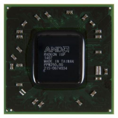 Северный мост ATI AMD Radeon IGP RX781, 215-0674034, 100-CG1593 (2016)