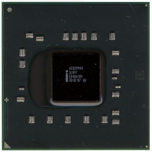 Северный мост Intel SLB97, AC82PM45