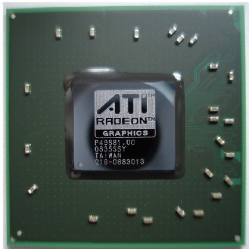 Видеочип AMD Mobility Radeon HD 3650, 216-0683013 (1)