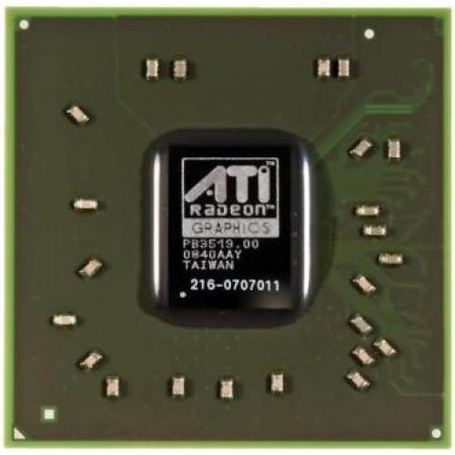 Видеочип AMD Mobility Radeon HD 3470, 216-0707011 (1)