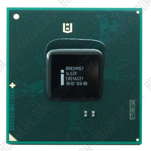 Северный мост Intel SLGZR, BD82HM57 (2011)