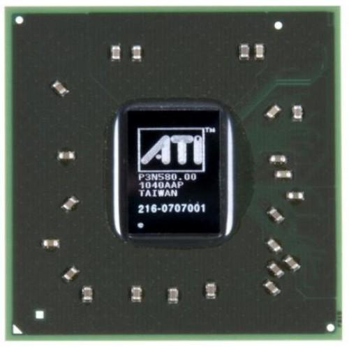 Видеочип AMD Mobility Radeon HD 3470, 216-0707001 (2010)