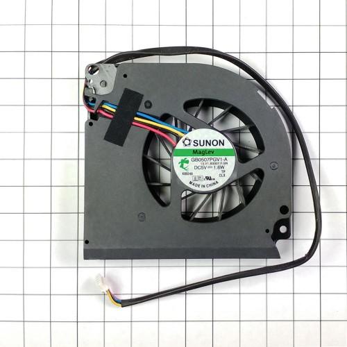 Вентилятор (кулер) для ноутбука Asus G70, G70V, G70G, G70A, G70AB, G70S, G70SG