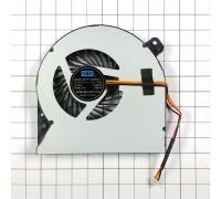 Вентилятор (кулер) для ноутбука Asus K55, A55D, A55N, R500D, U57D с процессором AMD