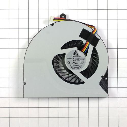 Вентилятор (кулер) для ноутбука Asus N56D, N56DP, N56DY, N56J, N56JR, N56V, N56VB, N56VJ, N56VM