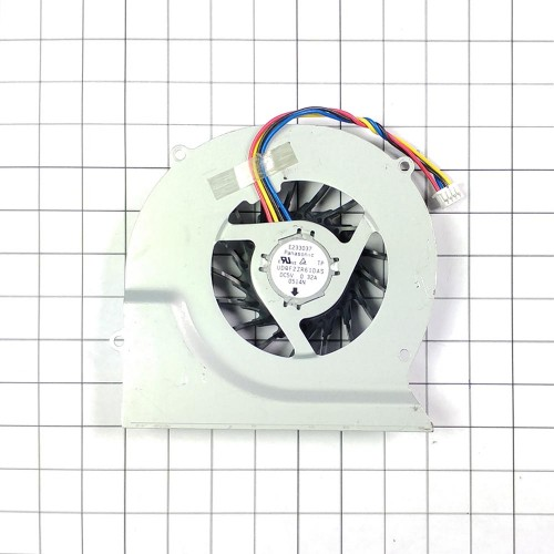 Вентилятор (кулер) для ноутбука Asus N82, N82J, N82JV, N82JG, N82JQ, N82N, N82EI