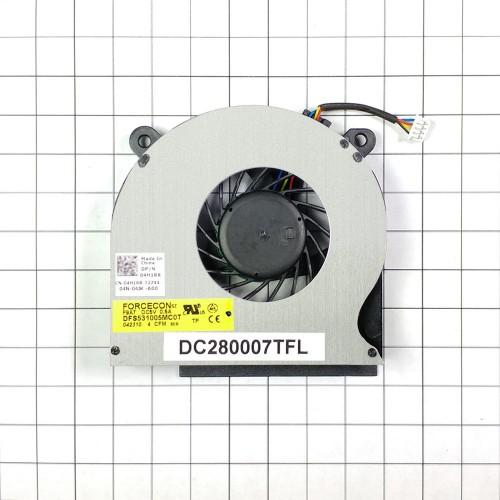 Вентилятор (кулер) для ноутбука Dell Latitude E6400, E6410, E6500, E6510